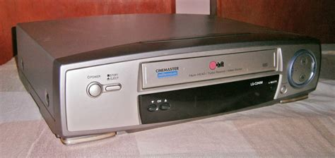 One Minute Preview Lgs Player by File Lg Vhs Recorder And Player Cassete Jpg