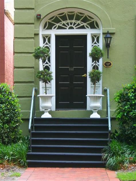 green house door color front door drama elements of style blog