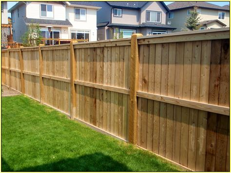 cost to fence backyard cost of fencing backyard 28 images 10 garden fence