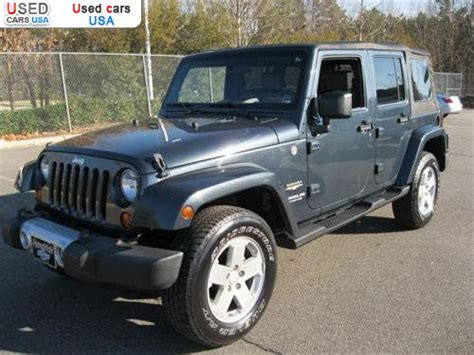 Jeep Wrangler 2008 Price For Sale 2008 Passenger Car Jeep Wrangler Unlimited