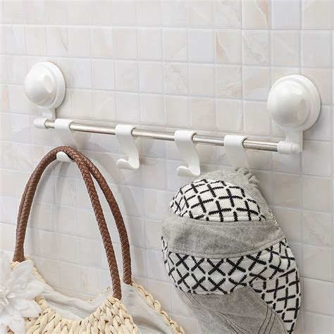 organboo 1pc suction cup storage rack wall plastic kitchen sinks free shipping 1pc plastic suction cup wall mount