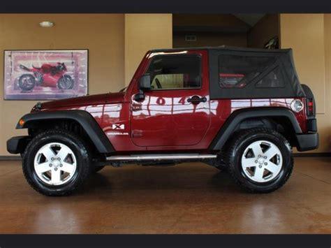 maroon jeep wrangler 2 door 2009 jeep wrangler x 6 speed manual 2 door 4x4 soft top a