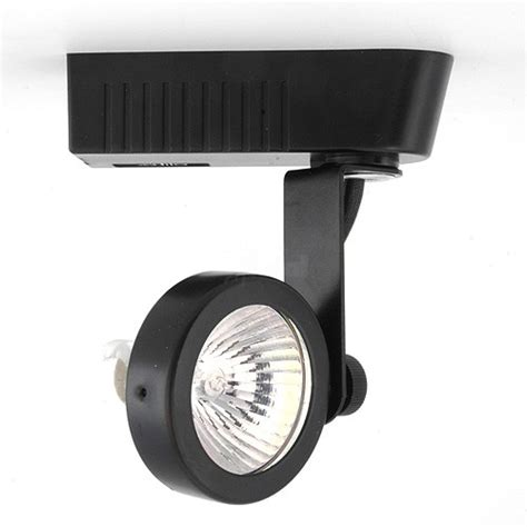 12v Track Lighting Fixtures Black Gimbal Ring Mr16 Low Voltage 120 12v Led Track Light Fixture