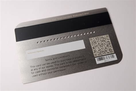 Metal Gift Cards - build customer loyalty with metal gift cards pure metal cards