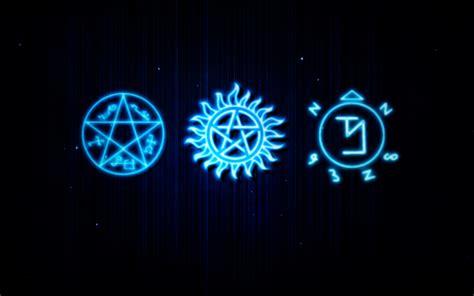 theme google chrome supernatural protection symbols chrome theme themebeta
