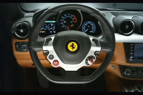 ferrari dashboard themainjet ferrari ff