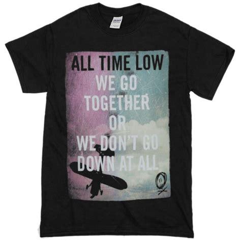 Tshirt Low N all time low band t shirt basic tees shop