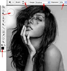 tutorial seleksi rambut dengan photoshop cs3 seleksi helai rambut dengan photoshop