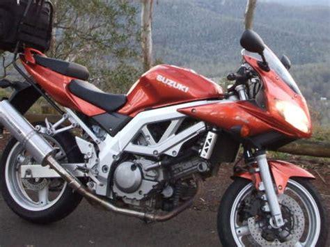 Suzuki Sv650s 2003 Specs 2003 Suzuki Sv650s Sportsbike Toowoomba Qld