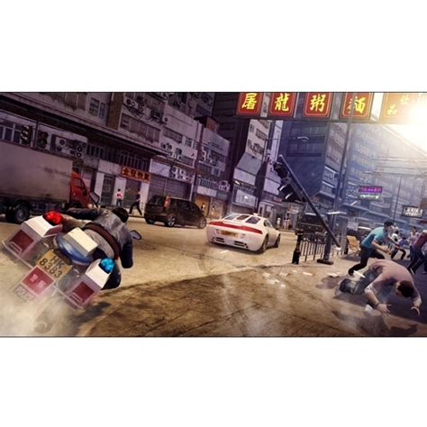 sleeping dogs xbox one sleeping dogs definitive edition xbox one купить в магазине