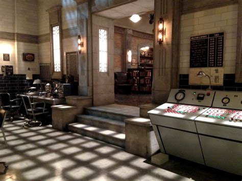 Letter Home Decor Go Behind The Scenes And See Supernatural S Sets And Props