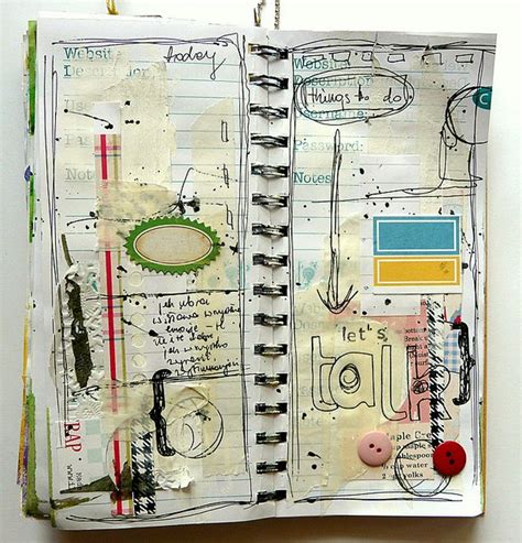 sketchbook journaling just cool journals