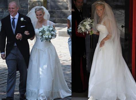 Wedding Dress Zara by Marthaa Yoge Zara Phillips Wedding Dress