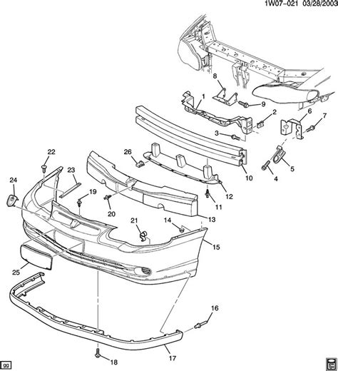 2005 chevy impala parts diagram 2003 chevy monte carlo diagram 2003 free engine image