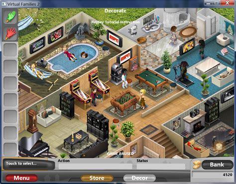house design virtual families 2 virtual families 2 room designs peenmedia com