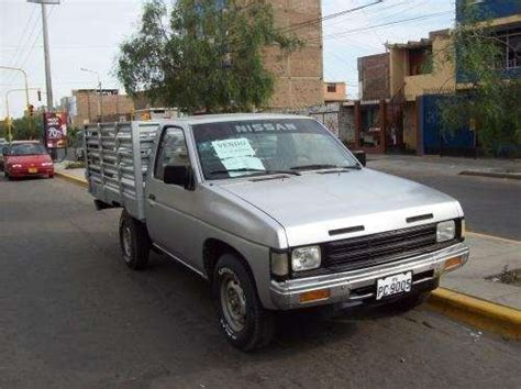 imagenes de camionetas pick up nissan fotos de vendo camioneta nissan pick up con barandas la
