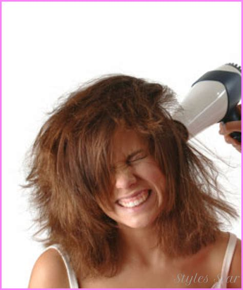 Hair Dryer Side Effects In does drying damage hair stylesstar