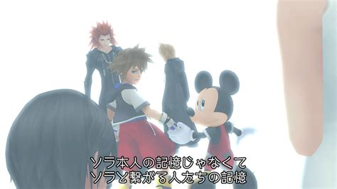 kingdom hearts re coded new re coded screenshots from kingdom hearts 2 5 news