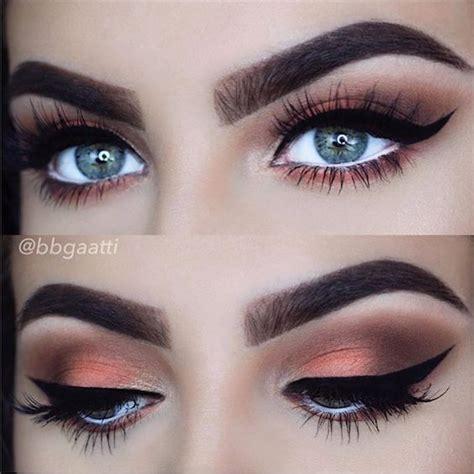 imagenes de ojos ahumados maquillaje de ojos ahumados con paso a paso perfecto 161 y