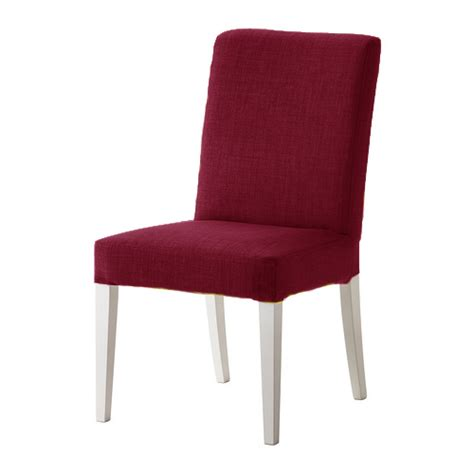 ikea dining room chair covers replacement slip cover for ikea henriksdal dining chairs