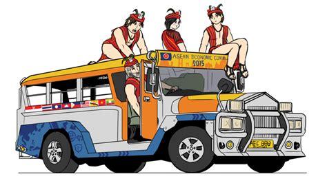 jeepney cartoon philippines jeepney the igorot roadshow by vachalenxeon