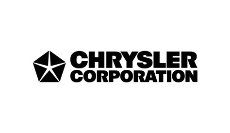 Chrysler Corporation by Chrysler Corporation Logo