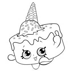 Shopkins Season 5 Coloring Pages  GetColoringPagescom sketch template