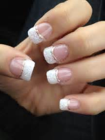 1000 ideas about gel french tips on pinterest french