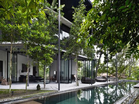 House Design Malaysia Architecture Kevin Low S Concrete House In Kuala Lumpur Malaysia
