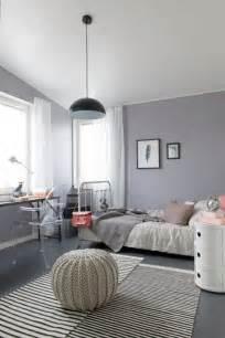 Bedroom Decor For 20 Somethings Zrobieni Na Szaro Pok 243 J Nastolatki ładne Rzeczy