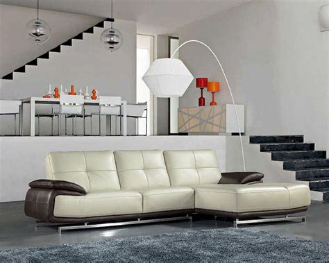 Top Grain Leather Sectional Sofas by Top Grain Italian Leather Sectional Sofa 44l6098