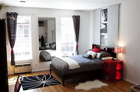 black and red bedroom decor cool black and red bedroom design