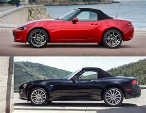 Miata Fiat Mazda Miata Or Fiat 124 Buy This Not That Gearopen