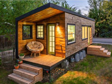 Coolest Tiny Homes | 12 of the coolest tiny houses you ve ever seen sfgate