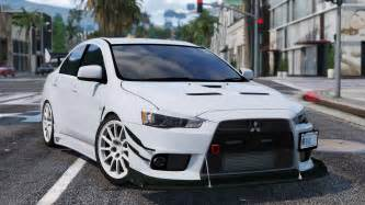 Mitsubishi Evo Lancer Lancer Evo