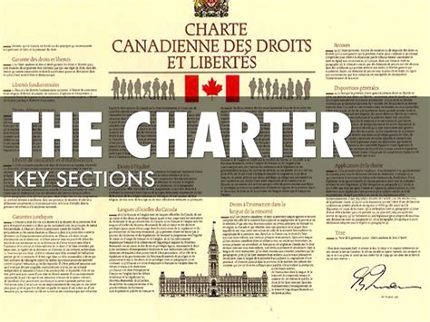 what is section 1 of the charter charter by rena billimoria