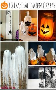 Halloween Decorations Easy To Make At Home by Halloween Crafts For Adults Decorations Gordmans Coupon Code