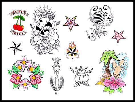 tattoo flash download simson tattoo