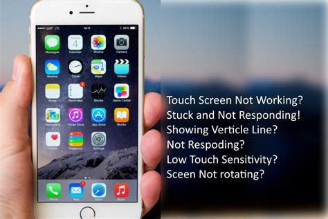 touch l not working my iphone touchscreen is not working mobile guru s