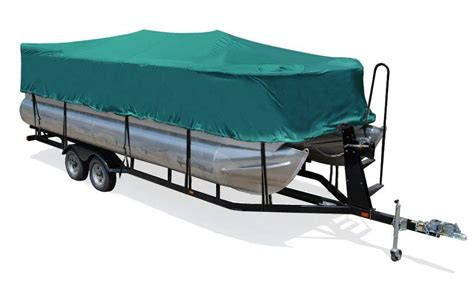 pontoon boat cover accessories pontoon boat covers