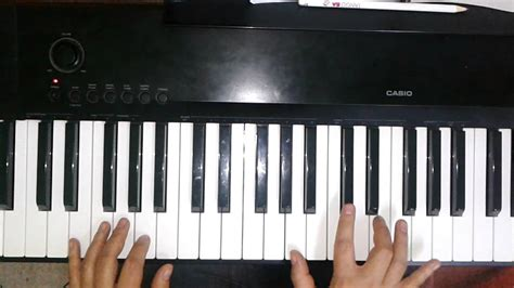 tutorial piano thinking out loud thinking out loud piano tutorial youtube