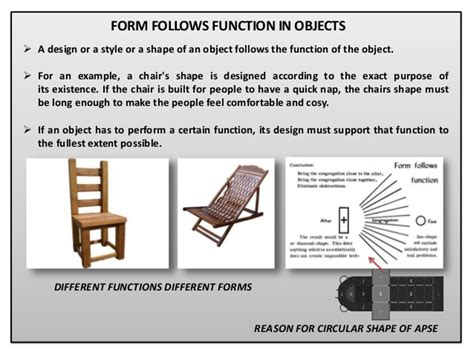 design form vs function form follows function