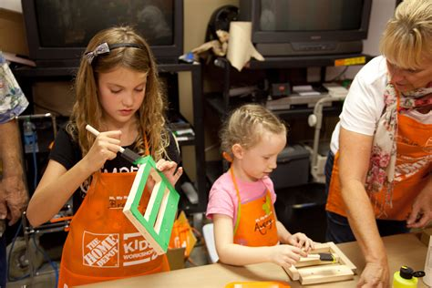 home depot workshop paint is learning