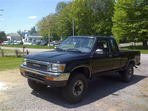 Toyota Picap 1990 Toyota Pictures Cargurus