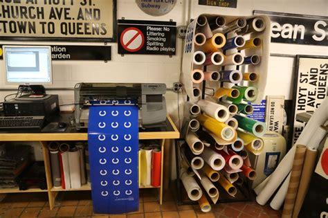 printing vinyl rolls technology geeky girl engineer