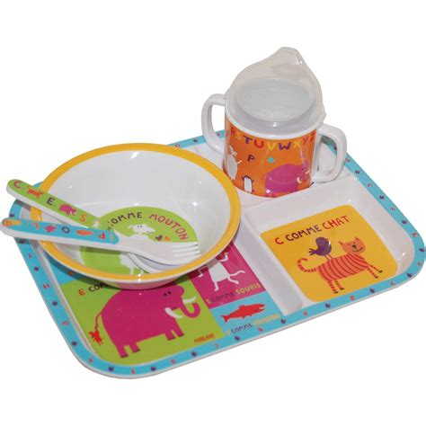 Lunch Set Homio incidence baby lunch set