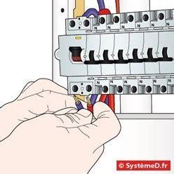 Combien De Prise Par Disjoncteur 5457 by Installer Diff 233 Rentiel Et Disjoncteurs Sur Un Tableau