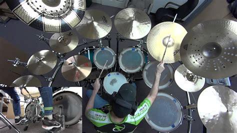 sheck wes drum kit west african polyrhythms on the drum kit set youtube