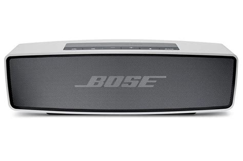 enceinte bluetooth sans fil bose soundlink mini 3762300