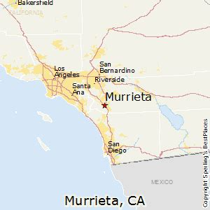 best places to live in murrieta california
